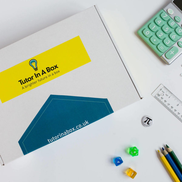 tutor in a box maths subscription box